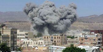 حملات گسترده جنگندههای سعودی به «الحدیده» یمن