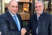 تاکید معاون وزیر خارجه گرجستان بر سفر لاریجانی به این کشور