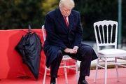 کاهش حمایت از ترامپ در میان مردم آمریکا و جمهوریخواهان
