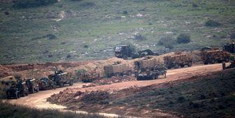 ورود ۳۰ کامیون تجهیزات نظامی ترکیه به سوریه