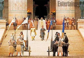 بازیگر نقش جوانی آسیه در سریال «موسی(ع)» چه کسی است؟