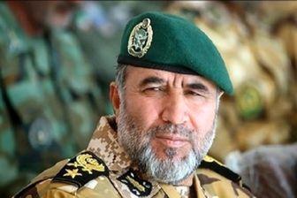 سرتیپ حیدری: دشمنان جرأت تعرض به ایران را ندارند