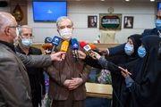 نمکی: خبرهای خوشی از واکسن کرونا داریم/اقداماتمان را به سازمان بهداشت جهانی اطلاع دادیم
