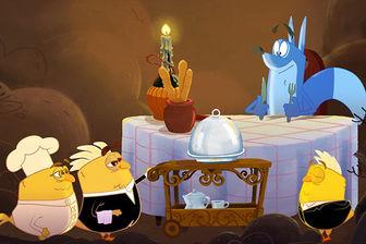 «روبی و جوجهها» یک انیمیشن کمدی و جذاب/فیلم