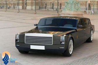 خودروی ضد اتمی جدید پوتین + عکس