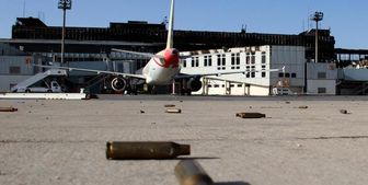 حمله نیروهای حفتر به فرودگاه طرابلس و ربودن ۹ تبعه ترکیه