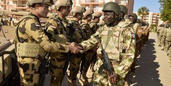 آغاز مانور مشترک مصر و سه کشور آفریقایی برای «مبارزه با تروریسم»