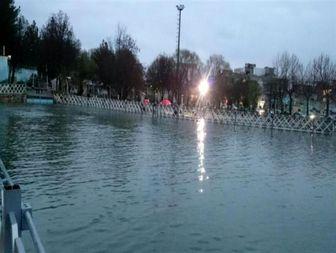 بارش ها در روانسر از مرز 800 میلیمتر گذشت