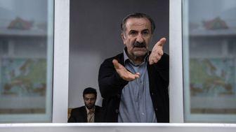"""نقش متفاوت مهران غفوریان در سریال """"مرد"""""""