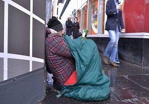 انتقاد از دولت ترزا می به دلیل رشد بیسابقه بیخانمانی در انگلیس