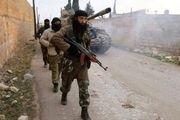 حمله ارتش سوریه به مقر تروریست ها در ادلب