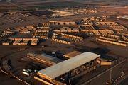 حمله راکتی به پایگاه هوایی بلد عراق