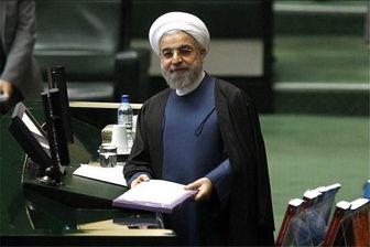 روحانی سکوتش را در مجلس می شکند؟