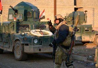 پیشروی نیروهای عراقی در آزاد سازی موصل