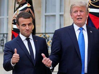 اتحاد آمریکا و فرانسه علیه ایران