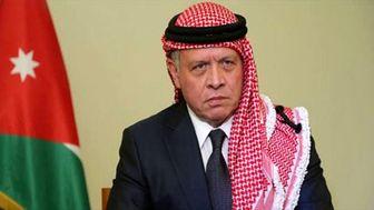 سوگند دولت جدید اردن در برابر پادشاه