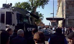 وقوع انفجار انتحاری در غرب ترکیه