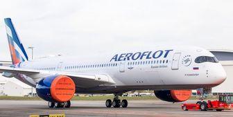 ادامه پرواز هواپیماهای مسافربری روسیه از حریم هوایی ایران