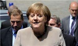 صدر اعظم آلمان وارد ترکیه شد