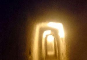 شهر زیرزمینی نوش آباد میزبان جهانیان است
