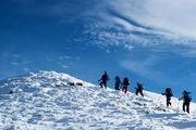 مفقود شدن دو کوهنورد در ارتفاعات کن
