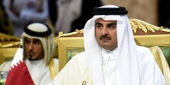 درخواست امیر قطر از جامعه جهانی درباره رژیم صهیونیستی