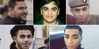 | 5 نوجوان در عربستان سعودی در آستانه اعدامند