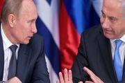 دیدار پوتین و نتانیاهو در سوچی