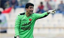 بیرانوند: به موفقیت در جام جهانی فکر می کنم