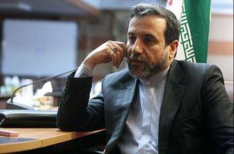 واکنش عراقچی به تحریم شرکت های جدید