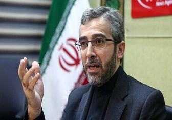 کشورهایی که از تحریم ملت ایران لذت میبرند با چه رویی دَم از حقوق بشر میزنند