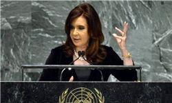 آرژانتین تفاهمنامه با ایران را لغو میکند