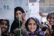 آغاز طرح نذر آب در روستاهای سیستان و بلوچستان/ گزارش تصویری