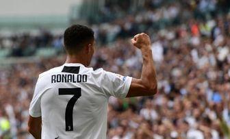 نتایج شب گذشته فوتبال اروپا/ گلزنی رونالدو برای یوونتوس