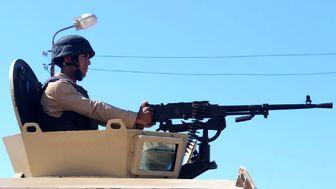 هلاکت ۱۳ تروریست در صحرای سینا