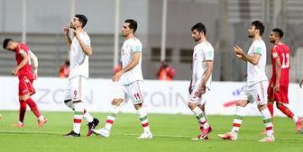 قرمزها تیم ملی را تصاحب کردند!