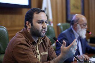 گزارش محسن پیرهادی از اقدامات صورت گرفته در منطقه  8 تهران
