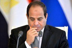 تمجید رئیس جمهور مصر از تلاشهای شورای انتقالی سودان