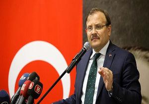 اظهارنظر معاون نخست وزیر ترکیه درباره عملیات عفرین