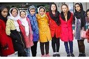 دختران شینآباد به آرزوی خود رسیدند