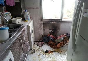 پیک نیک خانه مسکونی را به آتش کشید