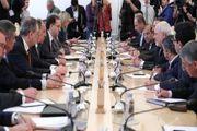 مذاکره لاوروف و ظریف در آستانه انجام گام سوم ایران