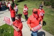 تهدید ۲۵۰۰ پرستار آمریکایی برای اعتصاب