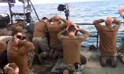 نیروی دریایی ایران بارها نظامیان آمریکایی را در خلیج فارس تحقیر کرده است