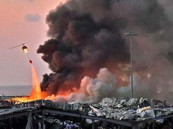 در پرونده انفجار بیروت، ۱۹ نفر بازداشت شدند