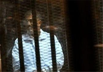 دومین جلسه محاکمه مرسی به اتهام جاسوسی
