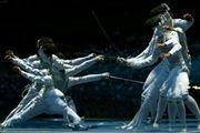 قهرمان المپیک، پیک شد! +عکس