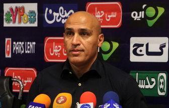بیاحترامی به آقای افشارزاده را نداشتم و ایشان را پدر ورزش ایران میدانم