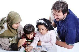 بدقولی پدر و مادر به خداشناسی فرزند در آینده آسیب میرساند