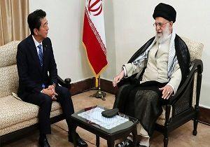 تمجید نخستوزیر ژاپن از دیدگاه رهبر معظم انقلاب